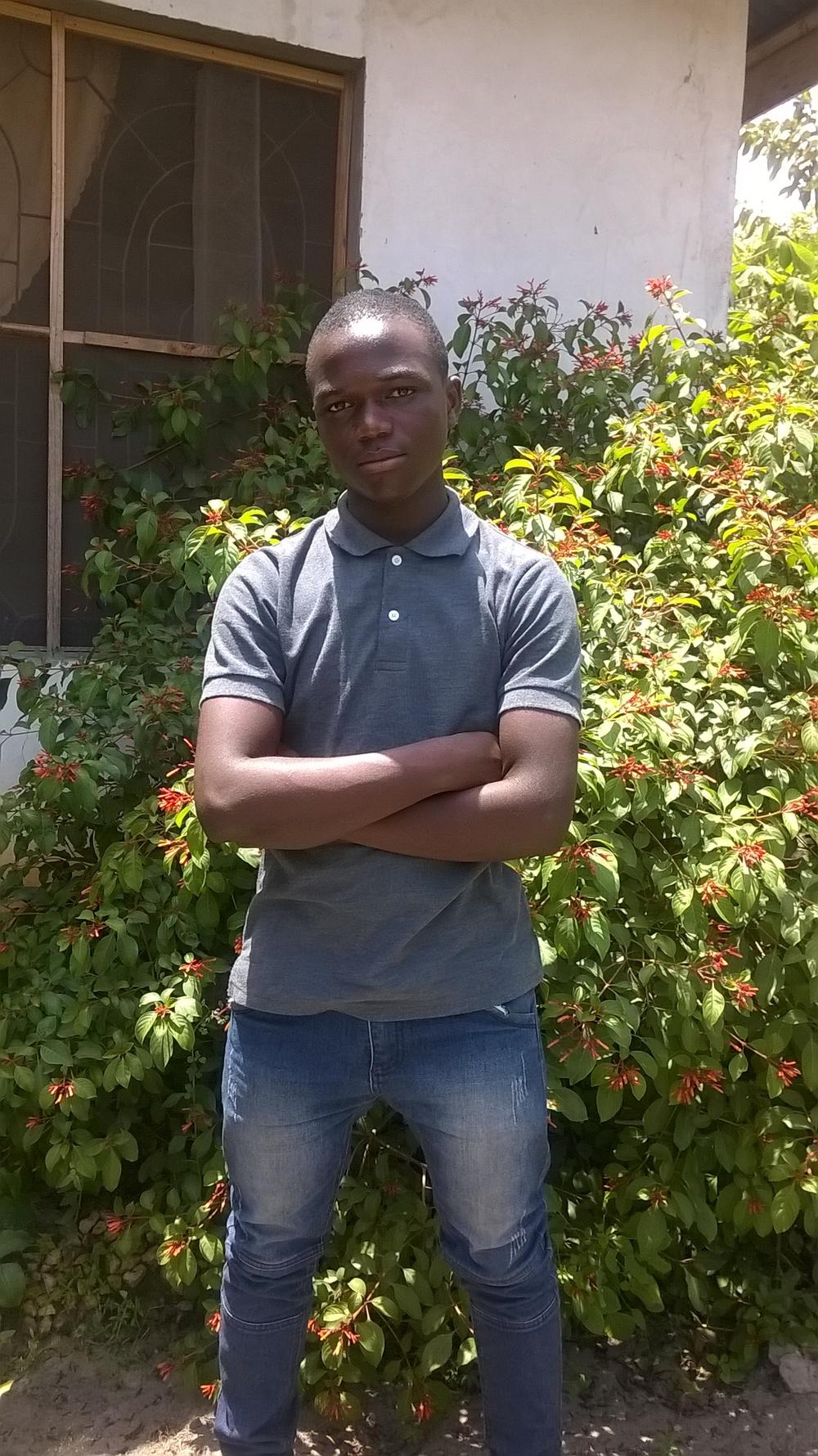 Nelson KinyelePhoto
